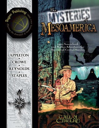 The Mysteries of Mesoamerica Brian Appleton