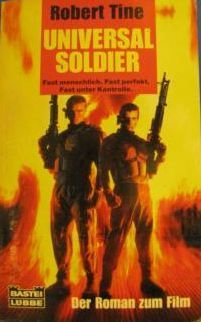 Universal soldier  by  Robert Tine