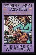 The Lyre of Orpheus (Cornish Trilogy, #3)  by  Robertson Davies