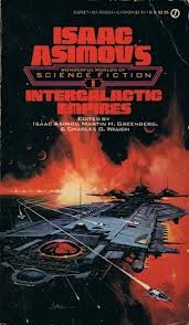 Intergalactic empires  by  Isaac Asimov