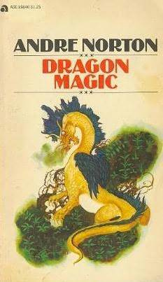 Dragon Magic (The Magic Books, #4) Andre Norton