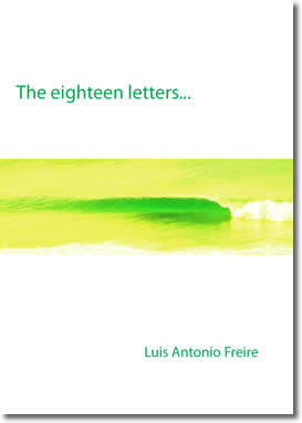 The Eighteen Letters  by  Luis Antonio