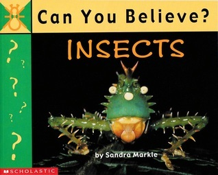 Can You Believe?: Insects Sandra Markle