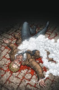 Constantine #2 (Constantine: The New 52 #2)  by  Jeff Lemire