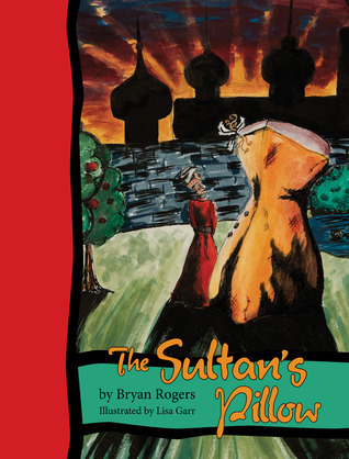 The Sultans Pillow  by  Bryan Rogers