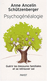 Psychogénéalogie : Guérir les blessures familiales et se retrouver soi Anne Ancelin Schützenberger