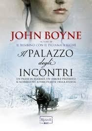 Il palazzo degli incontri  by  John Boyne