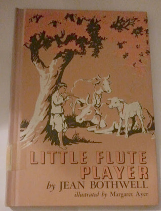 Little Flute Player  by  Jean Bothwell