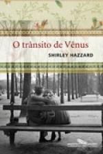 O Trânsito de Vênus  by  Shirley Hazzard