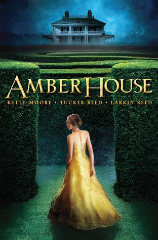 Amber House (The Amber House Trilogy, #1)  by  Kelly  Moore