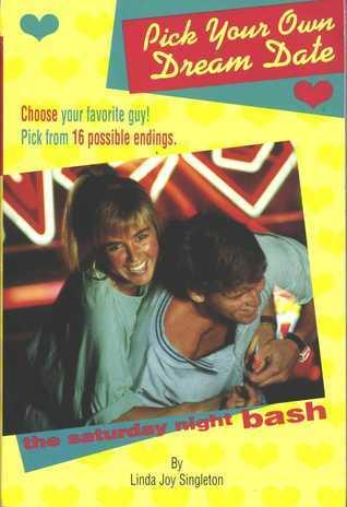 The Saturday Night Bash  by  Linda Joy Singleton