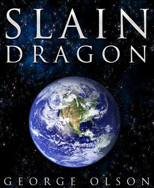 Slain Dragon George  Olson