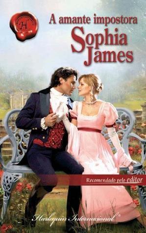 A amante impostora  by  Sophia James