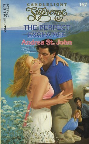 The Perfect Exchange  by  Andrea St. John