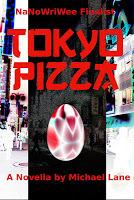 Tokyo Pizza  by  Michael Lane