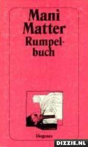 Rumpelbuch  by  Mani Matter