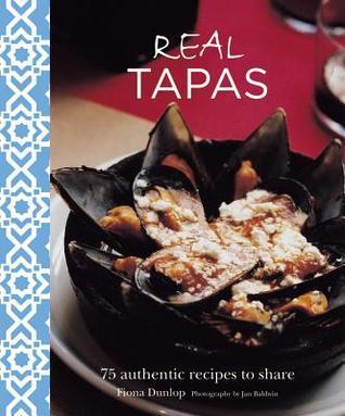 Real Tapas  by  Fiona Dunlop