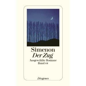 Der Zug. Georges Simenon
