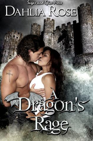 A Dragons Rage Dahlia Rose