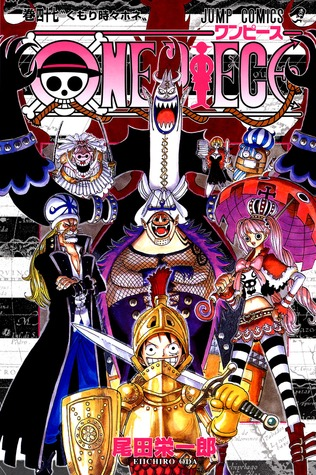 One Piece, Tome 47 : Ciel nuageux, avec risque de chutes dos  by  Eiichiro Oda