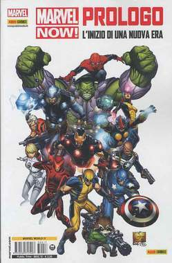 Marvel Now! Point One Steve McNiven