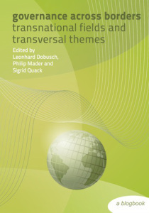 Governance across borders: transnational fields and transversal themes Philip Mader