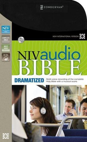 NIV Audio Bible, Dramatized  by  Anonymous