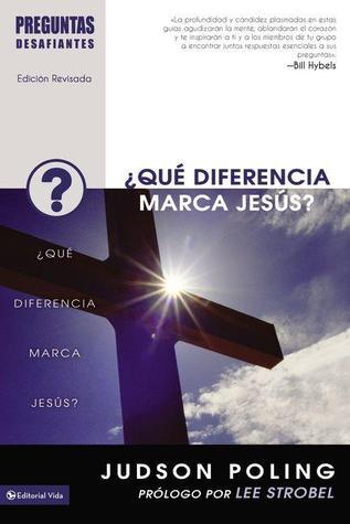 Que Diferencia Marca Jesus? Anonymous