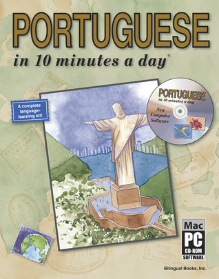 PORTUGUESE in 10 minutes a day with CD-ROM  by  Kristine K. Kershul