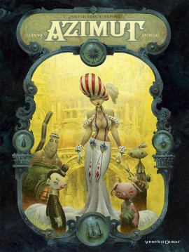 Les aventuriers du temps perdu (Azimut, #1)  by  Wilfrid Lupano