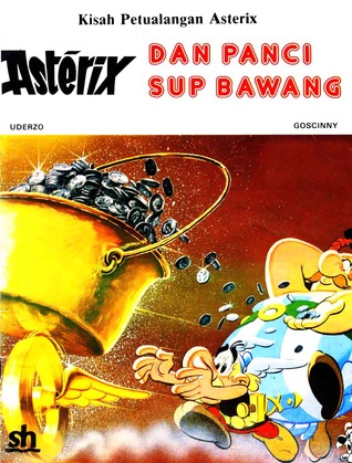 Asterix dan Panci Sup Bawang René Goscinny
