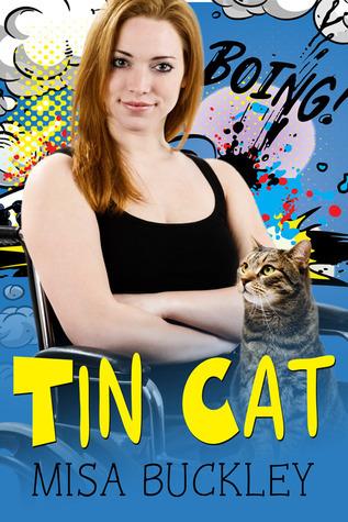 Tin Cat  by  Misa Buckley