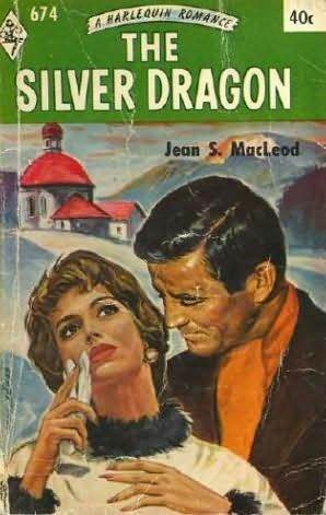 The Silver Dragon  by  Jean S. MacLeod