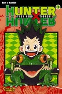 Hunter × Hunter, Band 01 (Hunter x Hunter, #1) Yoshihiro Togashi