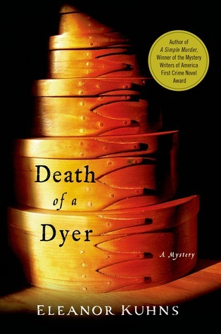 Death of a Dyer (Will Rees, #2) Eleanor Kuhns