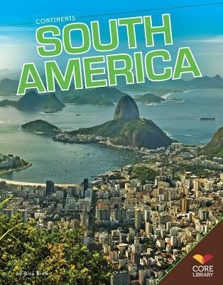 South America Risa Brown