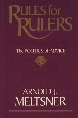The Policy Organization Arnold Meltsner