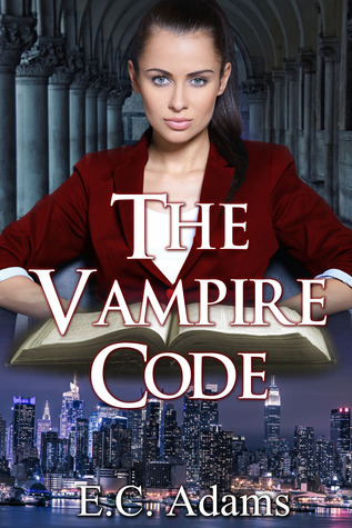 The Vampire Code E.C. Adams