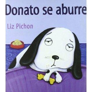 Donato Se Aburre  by  Liz Pichon