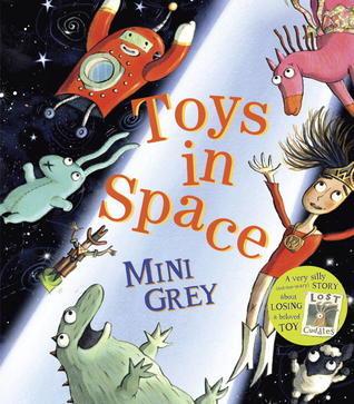Toys in Space Mini Grey