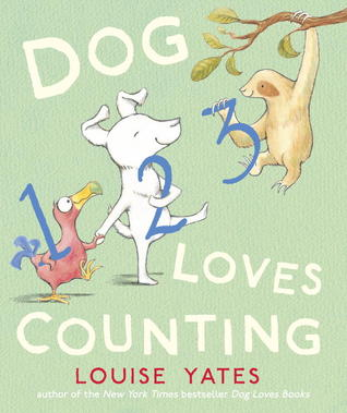 Dog Loves Counting Louise Yates