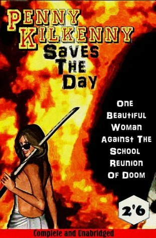 Penny Kilkenny Saves The Day (A Man From U.N.D.E.A.D. spin-off novel) Darren Humphries