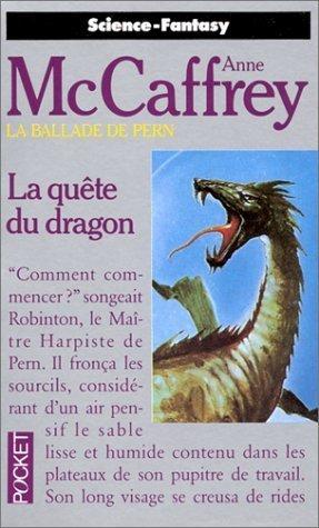 La quête du dragon Anne McCaffrey