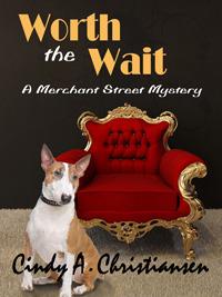 Worth The Wait (Merchant Street Mystery, #0.5)  by  Cindy A. Christiansen