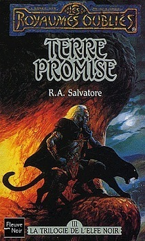 Terre promise  by  R.A. Salvatore