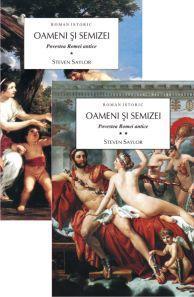 Oameni si semizei (Roma, #1-2)  by  Steven Saylor
