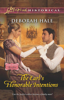 The Earls Honorable Intentions (Glass Slipper Brides, #3)  by  Deborah Hale