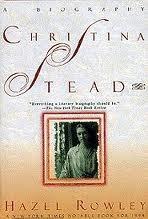 Christina Stead Hazel Rowley