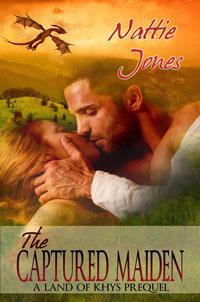 The Captured Maiden Nattie Jones