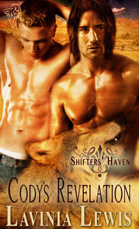 Codys Revelation (Shifters Haven, #2) Lavinia Lewis